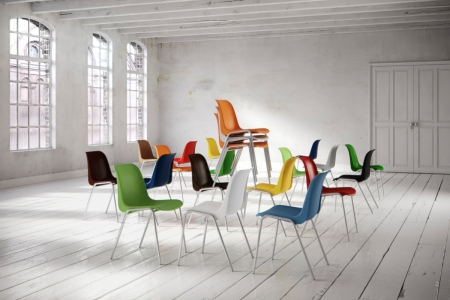 HELENE chair has achieved the EN 16139:2013 certification